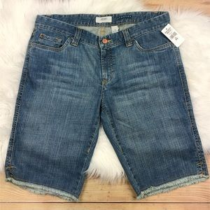 OLD NAVY | Light Wash Bermuda Denim Shorts